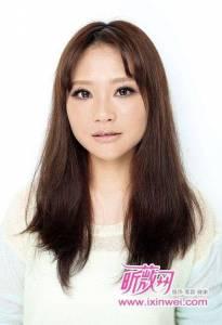 輕鬆打造圓潤劉海 避免尷尬中分!!