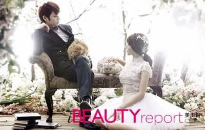 超氣質❤韓系婚紗 直擊最新的韓國浪漫婚紗情報│美周報