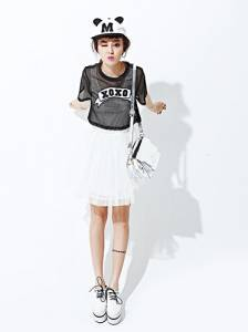 ONLY BLACK ONLY CHIC 夏季黑色時尚│恰女生