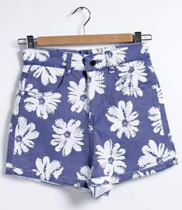 就是要妳愛上夏日的繽紛活潑氛圍~甜美童趣的花紋圖案