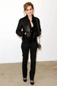 掌握5技巧 穿出艾瑪華森的黑白超時尚