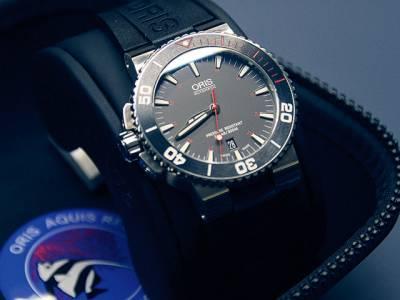 2014年巴塞爾鐘錶展報導 5-湛藍深海