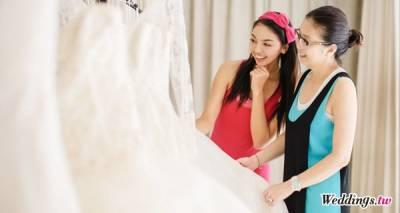我該量身訂製屬於自己的婚紗嗎?|Weddings.tw 新娘物語