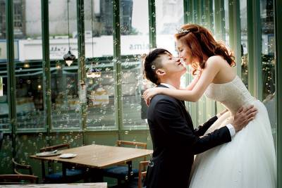 【婚禮羅曼史Part.2】時尚婚潮 來件〝It〞 wedding dress