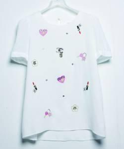 色彩裝點的夏日Style│mina米娜時尚國際中文版