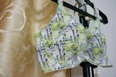 【內衣】sloggi x Nello Arty Chic Collection 2014年春夏流行內衣 限量藝術手繪內衣~每一款都擊中女孩們的心