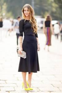 夏天如何駕馭顯瘦的黑色?--VOGUE時尚網