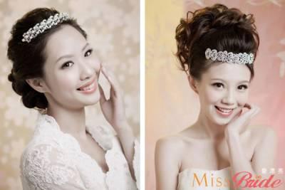 公主結婚必備,22款新娘皇冠造型大集合|【Miss Bride 愛漂亮】