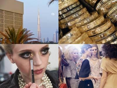 Chanel 2014 15早春渡假系列 一千O一 夜的綺想