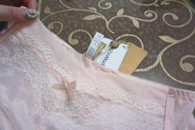【內衣】Audrey奧黛莉 V弧蝶~給我超性感V曲線 文末贈獎