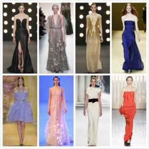 準新娘可以嘗試的8種結婚禮服