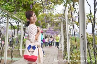 [bags] 可愛又好用的東京海洋迪士尼夏季限定達菲水桶包
