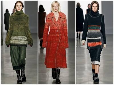 Calvin Klein 針織戲法