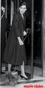 一生受用無窮的街拍時尚!原來奧黛麗赫本私下是這樣穿的│Marie Claire 美麗佳人