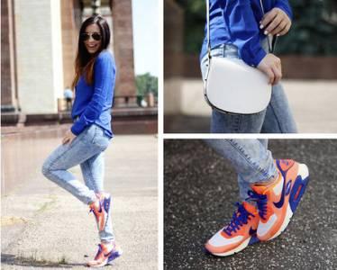 Nike Air Max Nike FREE ║SPORTY新路線 可愛球鞋女孩當道