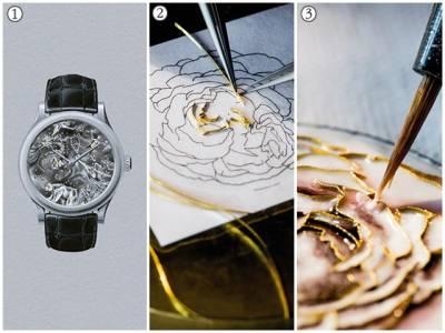 2014 年日內瓦高級鐘錶展報導 II-裝飾工藝大賞