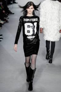 不是Jay-Z是Tom Ford Tom Ford 2014倫敦秋冬女裝秀直擊