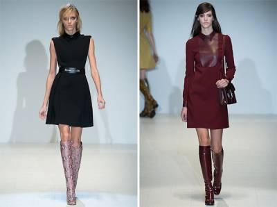 領跑米蘭時裝週,GUCCI 發布2014 秋冬女裝系列