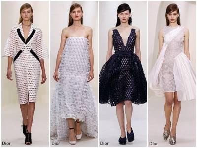 2014春夏高級訂製服時裝周報導-榮光 再現