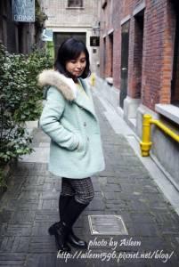 冬天就是要穿的毛絨絨才能暖呼呼之保暖穿搭術