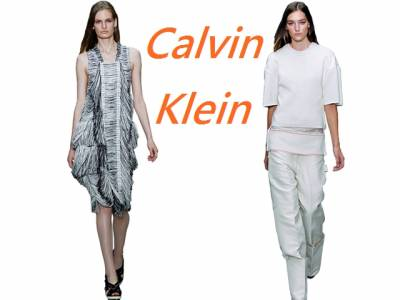 Calvin Klein 解構極簡