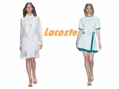 Lacoste 網球裝革命