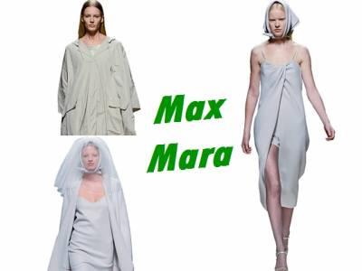 Max Mara 大都會意象