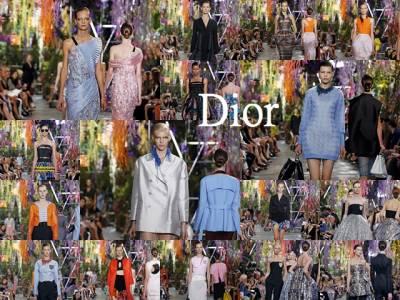 Dior 花樣女性再進化