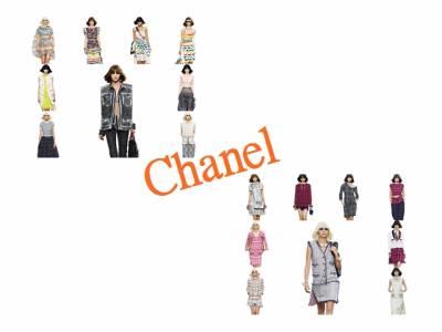 Chanel 藝術的火花