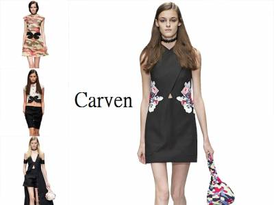 Carven 強勢90年代