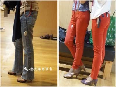 【穿搭】LEVI'S下半身塑形革命Revel系列 一次給足 塑形 提臀 纖腿玩美曲線