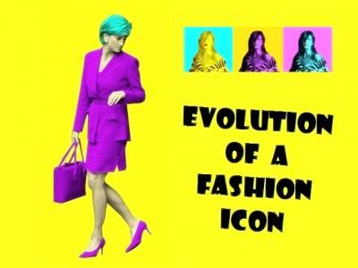 時尚偶像演化論