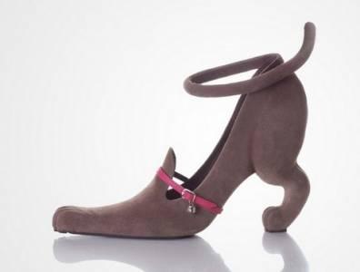 絕對讓你過目不忘的動物高跟鞋