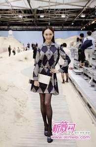 2014紐約時裝周 秀場造型大解析