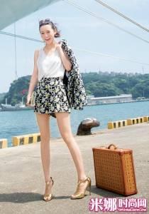 尋找旅行的意義 輕熟女樂享悠然假期
