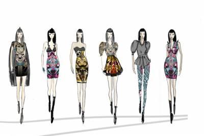 Belle Sauvage 攜手吳莫愁推出聯名設計系列