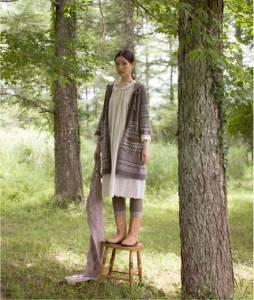 成為森林系女孩的穿搭法則