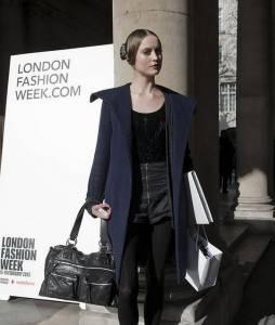"""被""""拋棄""""的倫敦時裝周"""