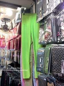 ●穿搭│130323-0325。染頭毛的隨性休閒,假兩件窄裙內搭褲的好搭性!