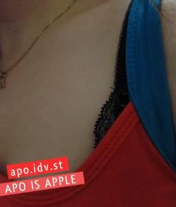 [合作] 2012 蕾黛絲交叉減壓靠過來系列內衣-子夜黑
