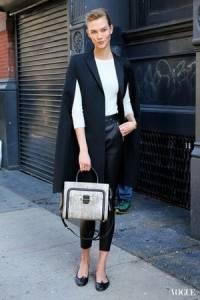90後超模卡莉克勞斯Karlie Kloss超酷帥風格晉升超模接班人