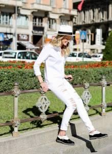 【街拍速報】連超模也必備的寬簷紳士帽!懶妹立刻晉升歐美潮人行列!│美麗佳人