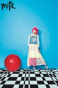 古怪混搭甜美風:山東SADON分享獨特穿搭魅力....│MILK潮流誌