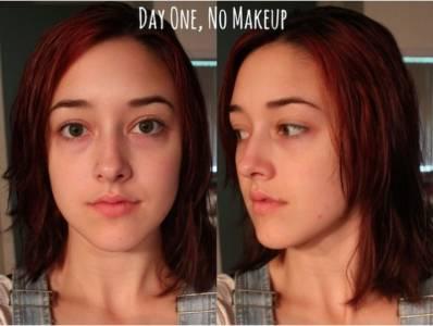這個女人用自己素顏與濃妝不同的方式去跟人互動,竟收到如此天差地遠的回報