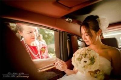 媽,對我老婆好點!她嫁過來不容易...