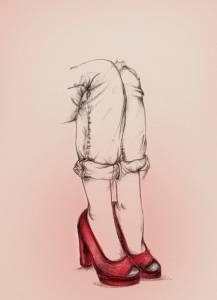 從一雙鞋的故事看愛情(最近這篇文章很火)