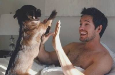 要嫁,就嫁個養狗的男人!同意的請舉手!