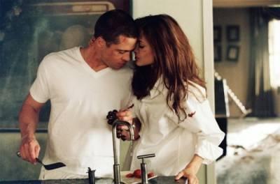 布萊德彼特:女人是男人的鏡子,你怎樣對她,在她身上全都展現無遺。