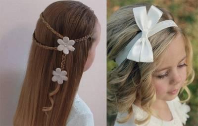 讓女兒瞬間變公主的髮型,這就是所有媽媽都想要一個女兒的原因!