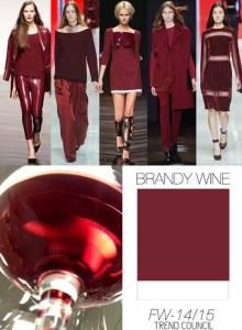 今年最流行的酒紅色,看看就醉了!酒紅色要如何搭配應用?
